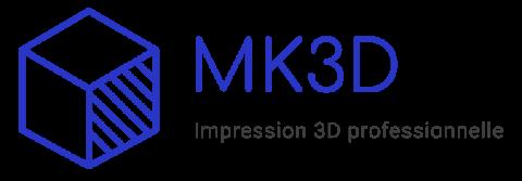 MK3D : impression 3D professionnelle